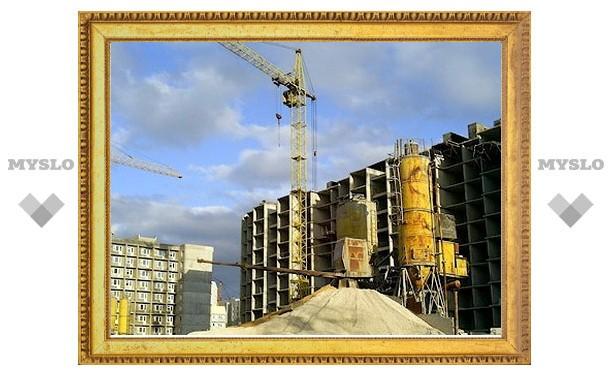 В 2012 году в Туле число незаконных строек увеличилось на 18%
