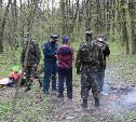 Как в тульских лесах с помощью беспилотников ловят любителей шашлыков: видео