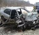 В страшном ДТП в Алексинском районе погибли двое мужчин