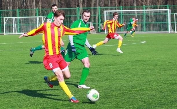 Тульский «Арсенал-2» сыграл вничью в Тамбове