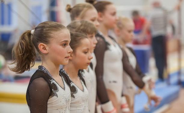 Тульские гимнастки выиграли серебро престижного турнира