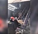 Тульские полицейские сожгли 10 кг наркотиков