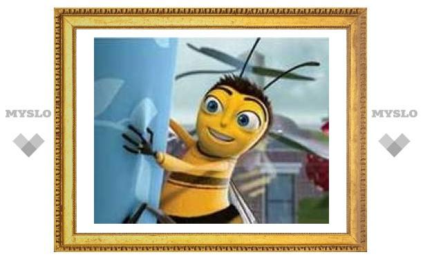 В американском кинопрокате пчелы победили гангстеров