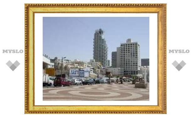 Палестинцы смогли доставить в Тель-Авив 100 килограммов взрывчатки