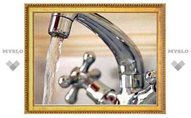 Три тульских района останутся без воды