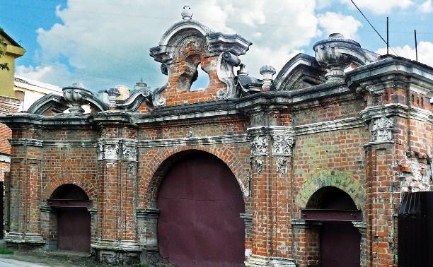 Ломовские ворота будут отреставрированы
