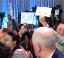 Журналистка из Кузбасса подарила Владимиру Путину йети