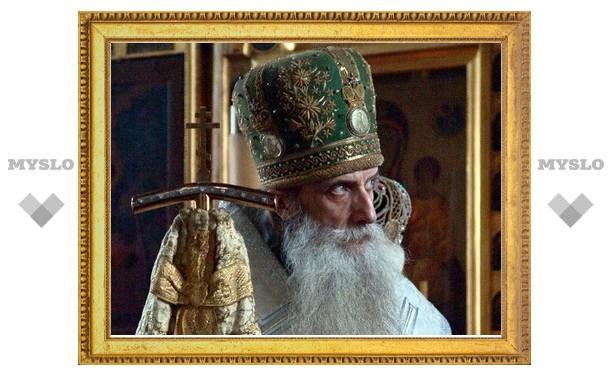 Старообрядческий митрополит Корнилий совершает паломничество в Святую Землю