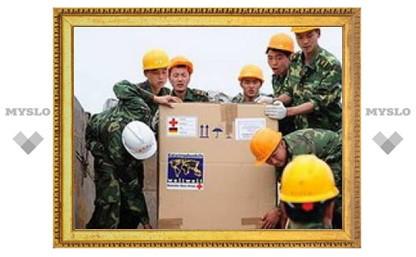 В Китае арестованы десятки расхитителей помощи жертвам землетрясения