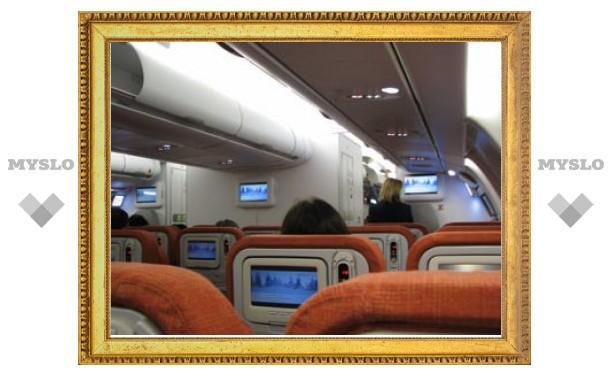"""""""Аэрофлот"""" разрешил пассажирам пользоваться мобильной связью"""