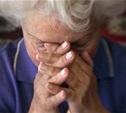 Парень избил родную бабушку за нравоучения