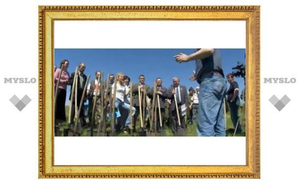 В Туле стартует акция «Зеленая Дубрава»
