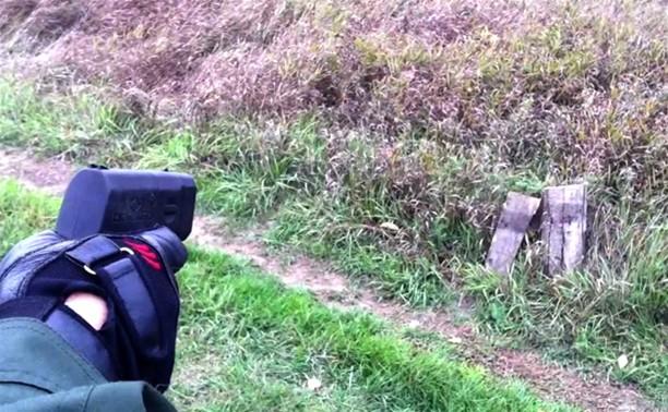 В Туле мужчине прострелили бедро из травматического пистолета