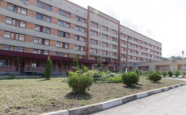 В новомосковской больнице после ремонта появятся детские стоматологические кабинеты