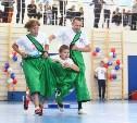 Самую спортивную семью области определили в поселке Ленинский