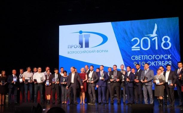 Тульская область стала победителем Всероссийского конкурса IT-проектов