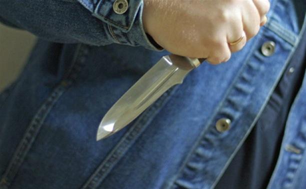 В Богородицком районе мужчина попытался зарезать своего знакомого