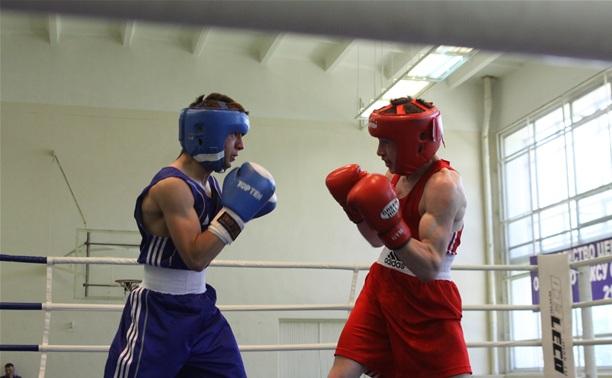 В Тульскую область съехались лучшие юные боксеры округа