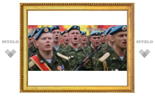 В рацион тульских солдат включат пиво?