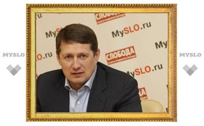 Евгений Авилов занял четвертое место в рейтинге глав столиц субъектов ЦФО