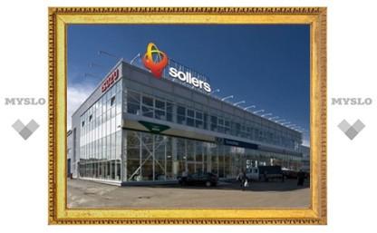 Компания Sollers продлил контракт с SsangYong на семь лет