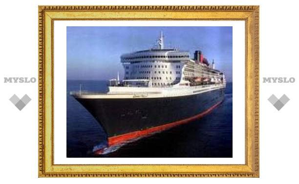 12 января: первое плавание Queen Mary 2