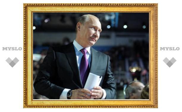 """""""Единая Россия"""" выдвинет Путина в президенты до думских выборов"""