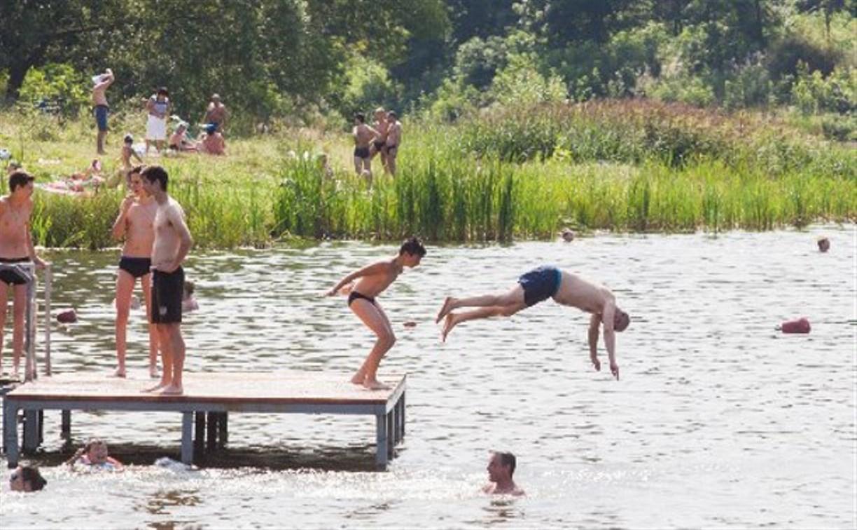 Метеопредупреждение: на Тулу идет жара