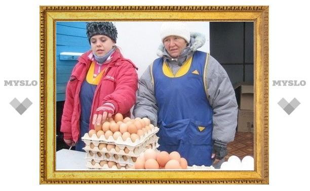 В Туле проходит промышленно-продовольственная ярмарка «Торговая слобода»