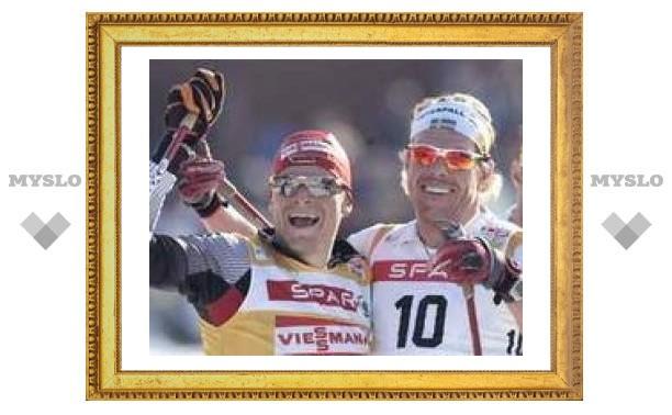 Последние гонки лыжного сезона выиграли главные фавориты
