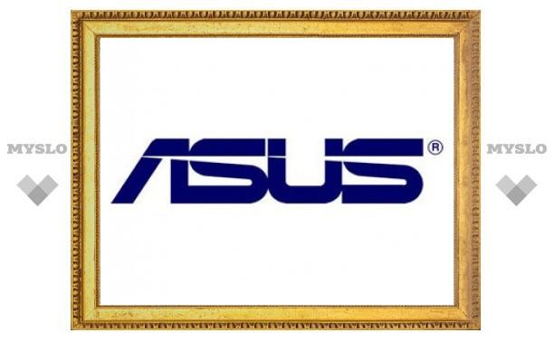 Asus выпустит свой планшет в июле