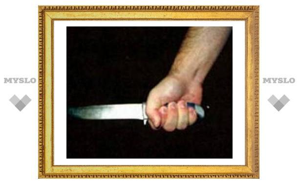 Туляк пытался зарезать бывшую жену