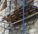 На Косой Горе в Туле во время ремонта дома погиб мужчина