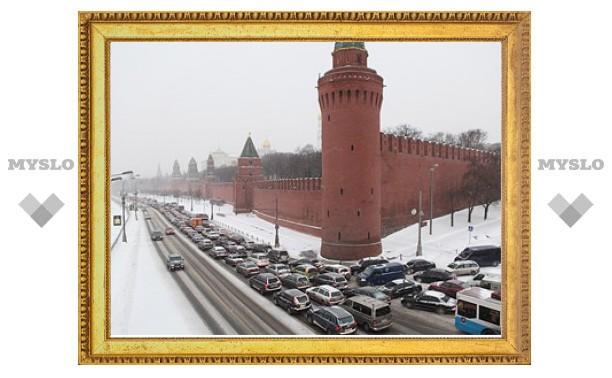 Управлять движением в Москве будет специальная организация