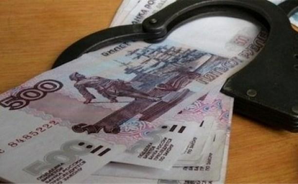 Узловчанин осужден за попытку дать сотруднику ГИБДД взятку