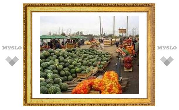 Тульские рынки перепрофилируют