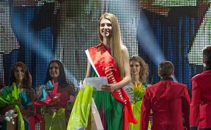 Тулячка Ульяна Блатова выиграла титул на престижном конкурсе красоты