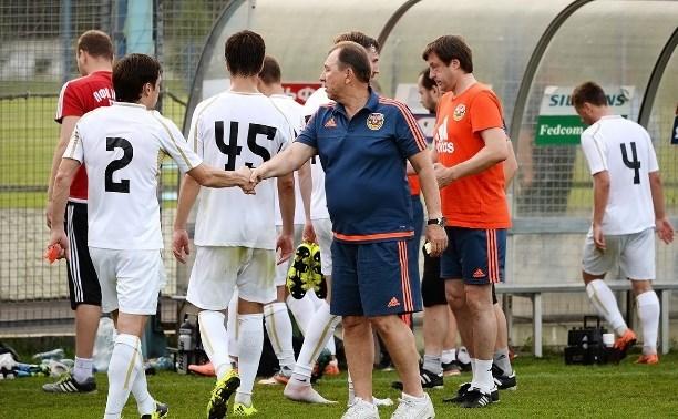 Тульский «Арсенал» начал сбор в Словении