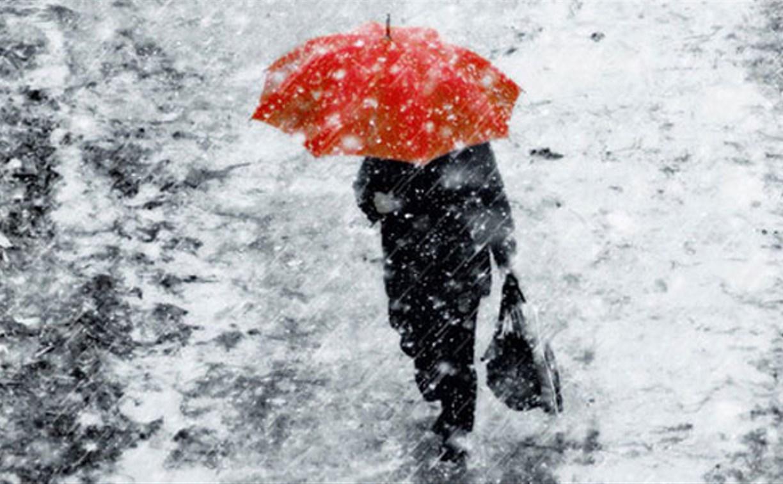 22 января в Туле до -10º, морось и мокрый снег