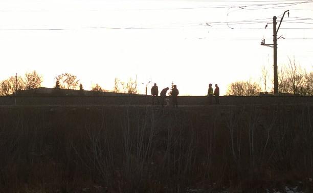 В Щёкино женщину насмерть сбил поезд