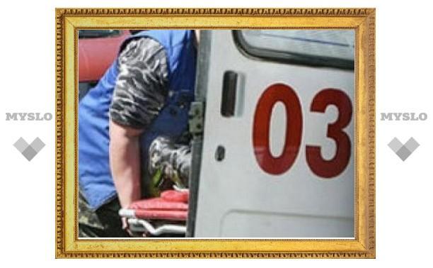 Страшная авария произошла на Новомосковском шоссе