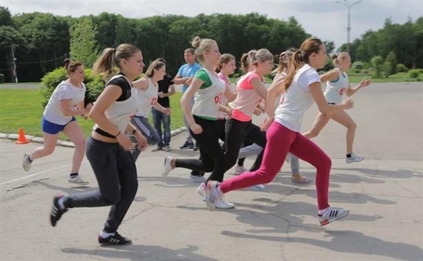 Физкульт-привет от тульских студентов