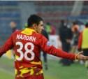 Гол Артура Малояна попал в пятёрку лучших в туре