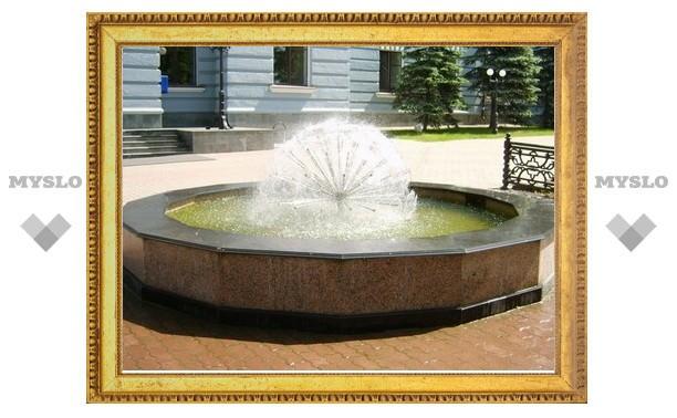 1 мая в Туле открывается сезон фонтанов
