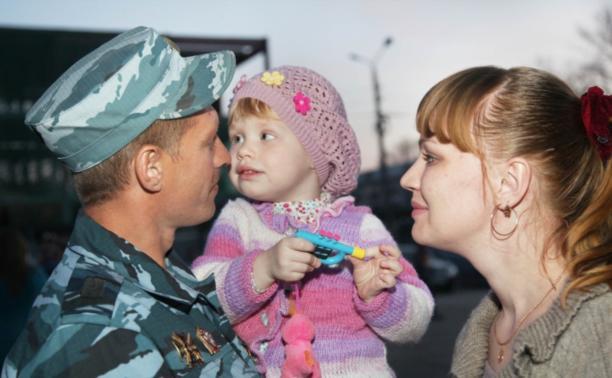 Тульские полицейские отметили День семьи, любви и верности