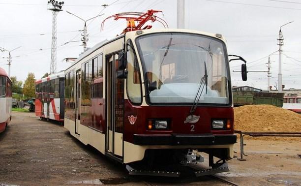23 июня трамваи №6, 9, 10 и 13 будут ходить по сокращённому маршруту
