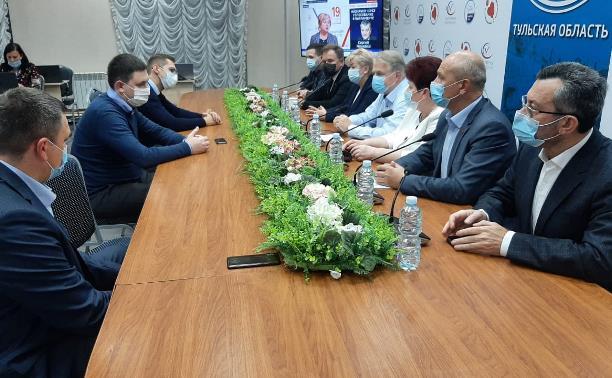 Представители независимого общественного наблюдения отметили высокий уровень организации выборов в Тульской области