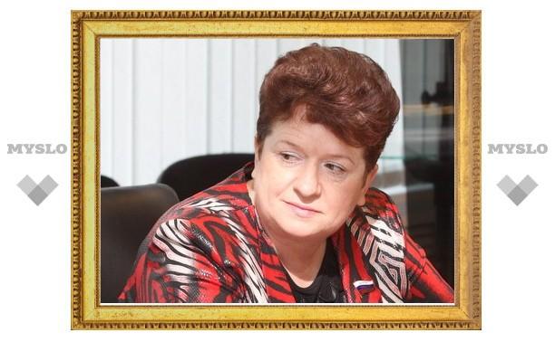 Туляки выбрали Уполномоченного по правам человека - Галину Фомину