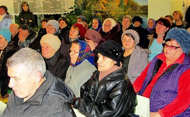 В глубинке Тульской области назревает революция