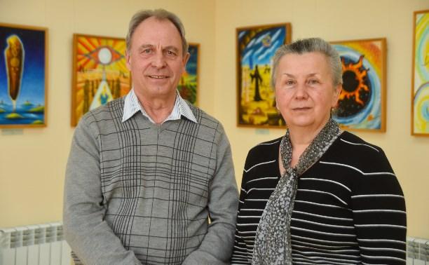 В посёлке Свобода открыли Культурный центр-галерею имени Любови Талимоновой